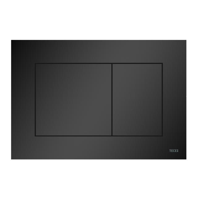 TECE now WC-Betätigungsplatte schwarz matt