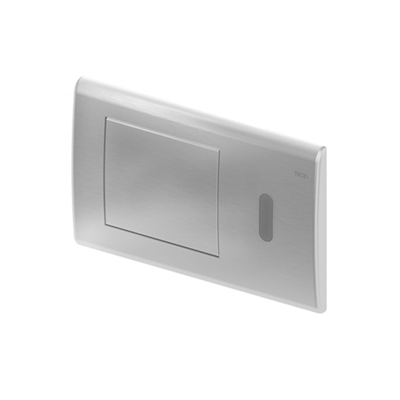 TECE planus WC-Elektronik mit IR Sensor, 12 V Netz chrom