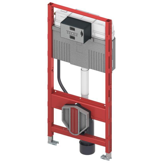 TECE profil das NEUE Wand-WC-Modul, H: 112 cm, mit TECE-Spülkasten, Betätigung von vorne