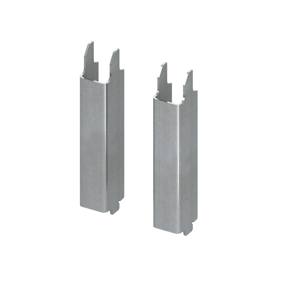 TECE profil Stahlstrebenset