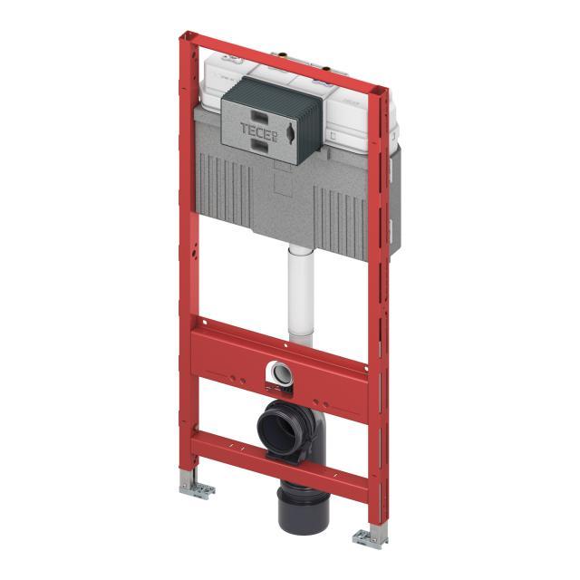 TECE profil Wand-WC-Montageelement, H: 112 cm, mit integrierter Hygienespülfunktion Warm- und Kaltwasser