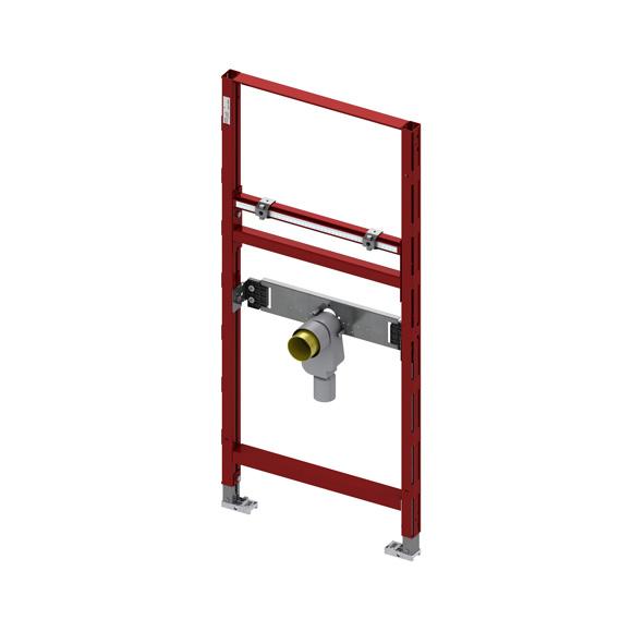 TECE profil Waschtischmodul mit Unterputz-Geruchsverschluss, H: 112 cm