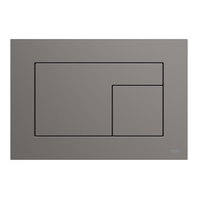 TECE velvet WC-Betätigungsplatte grigio londra/anthrazit