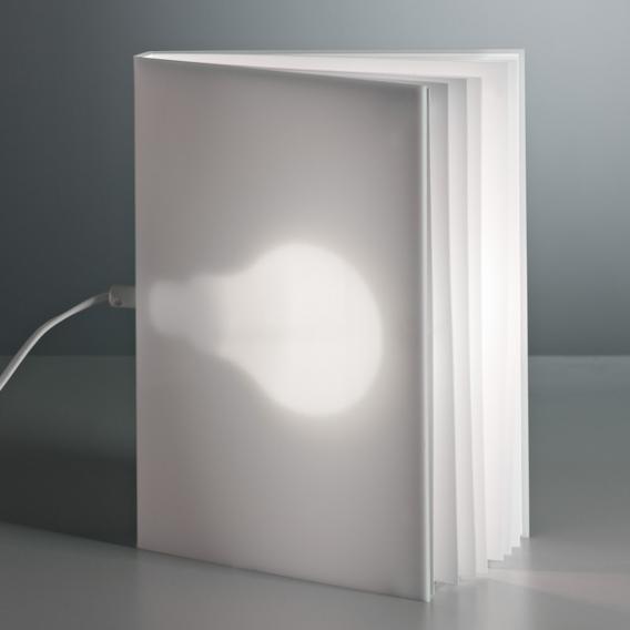 TECNOLUMEN BookLight Tischleuchte