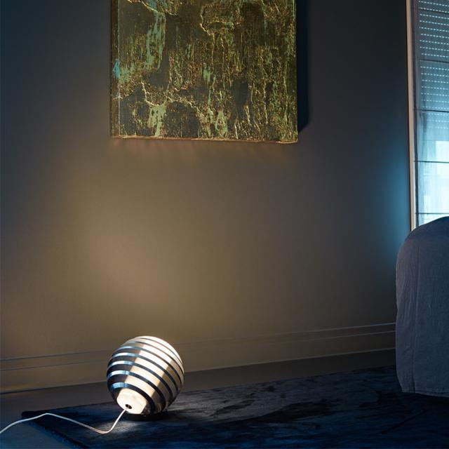 TECNOLUMEN Bulo XL LED Bodenleuchte mit Dimmer