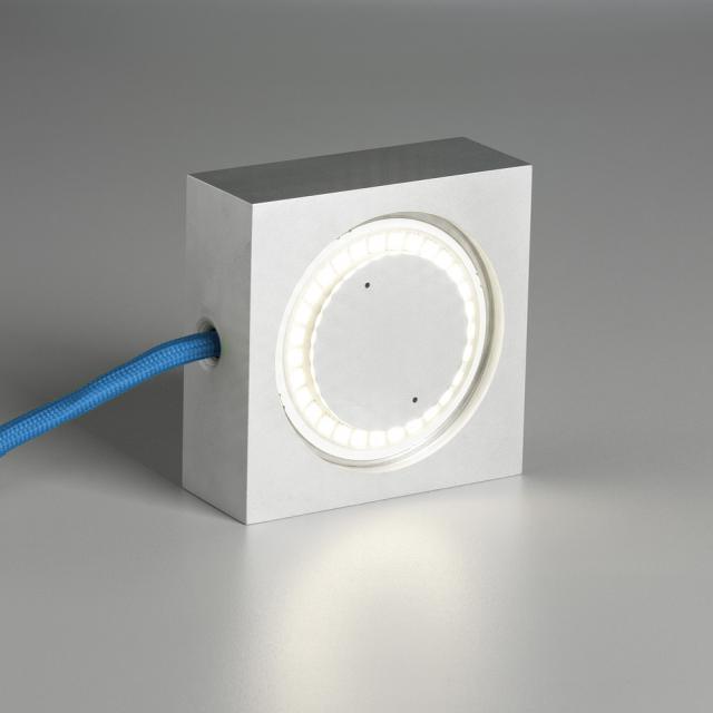 TECNOLUMEN Square LED Mehrzweckleuchte mit Dimmer