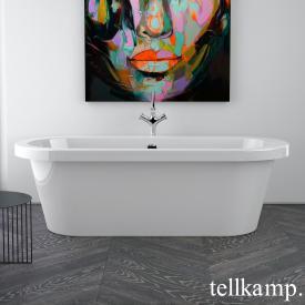 Tellkamp Elegance freistehende Oval Badewanne