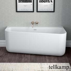 Tellkamp Koeko L Raumspar Badewanne, Ausführung links weiß matt