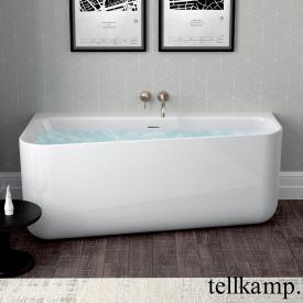 Tellkamp Koeko Vorwand-Whirlwanne mit Verkleidung weiß glanz