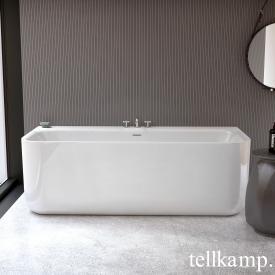 Tellkamp Koeno Badewanne weiß glanz, ohne Füllfunktion