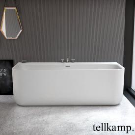 Tellkamp Koeno Badewanne weiß matt