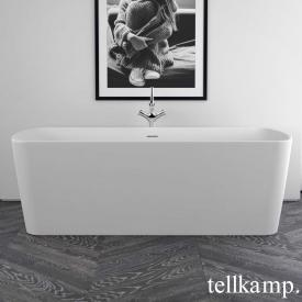 Tellkamp Komod Rechteck-Badewanne weiß matt, ohne Füllfunktion