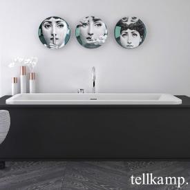 Tellkamp Pura Fix Rechteck Badewanne weiß glanz