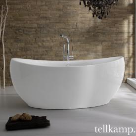 Badewanne Freistehend Eckig freistehende badewanne » wannen auf füßen kaufen bei reuter