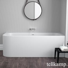 Tellkamp Thela L Badewanne, Ausführung links weiß matt