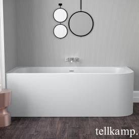 Tellkamp Thela R Badewanne, Ausführung rechts weiß matt