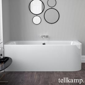 Tellkamp Thela R Eck-Whirlwanne weiß glanz