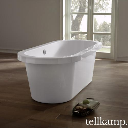 Tellk Badewanne tellk elegance freistehende oval badewanne 0100 067 b cr reuter