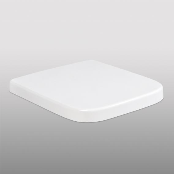 Geberit Renova Plan & Tellkamp Premium 2000 WC-SET mit Montagezubehör, ohne Spülrand: WC mit KeraTect, WC-Sitz mit Absenkautomatik