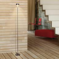 Top Light Puk Floor Eye Stehleuchte mit Dimmer