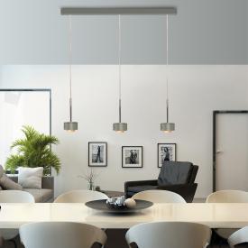 Top Light Puk Choice Long One LED Pendelleuchte ohne Zubehör