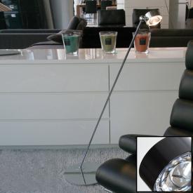 Top Light Puk Floor Single LED Stehleuchte ohne Zubehör