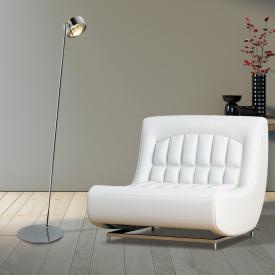 Top Light Puk Maxx Floor Mini Stehleuchte mit Dimmer, ohne Zubehör