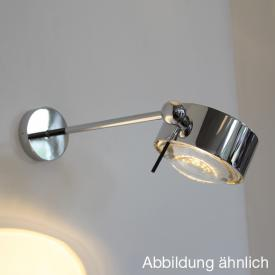 Top Light Puk Maxx Side Single LED Deckenleuchte ohne Zubehör