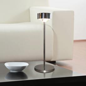 Top Light Puk Table Eye Tischleuchte mit Dimmer, ohne Zubehör