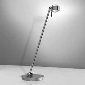 Top Light Puk Table Single LED Tischleuchte mit Dimmer