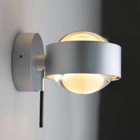 Top Light Puk Wall + LED Wandleuchte ohne Zubehör