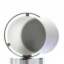 Top Light Set aus Alureflektor + Glas für Leuchten Puk Meg Maxx