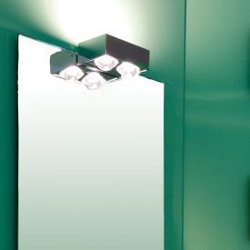 Top Light Spiegelhalter für Focus 100 und Focus 150 Wandleuchte