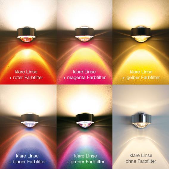 Top Light Puk Floor Single Stehleuchte ohne Zubehör