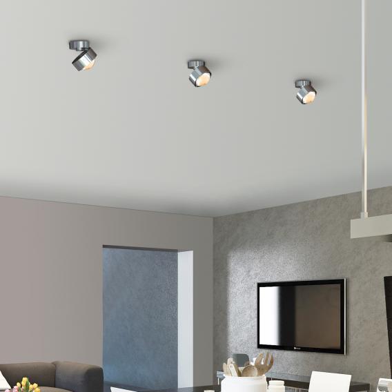 Top Light Puk Move LED Deckenleuchte ohne Zubehör