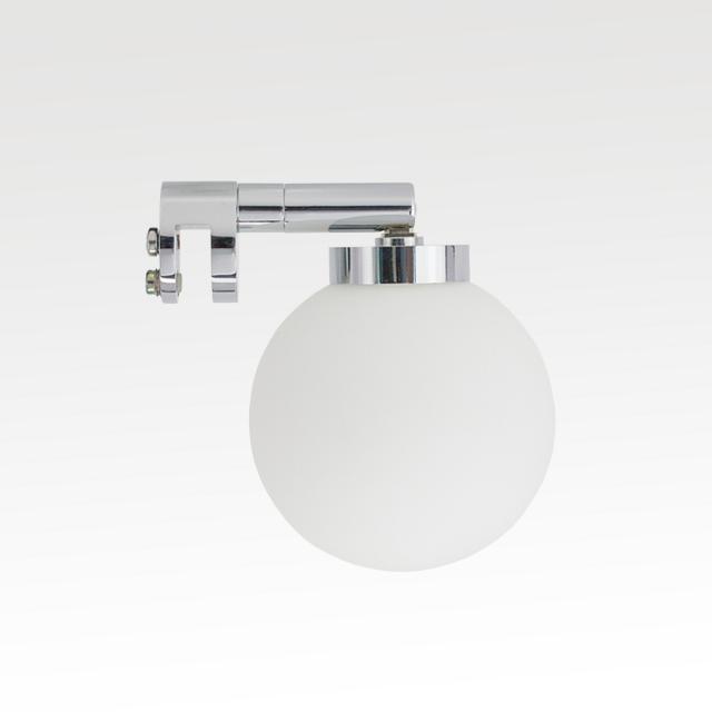 Top Light Bulb Fix Spiegel-Schraubklemmleuchte