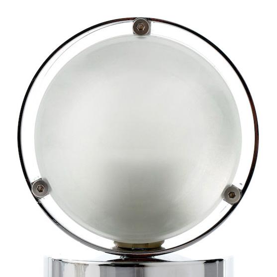 Top Light Glas für Puk Maxx, matt