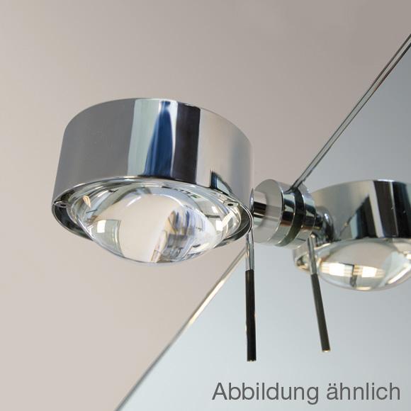 Top Light Puk Fix + LED Spiegel-Schraubklemmleuchte ohne Zubehör