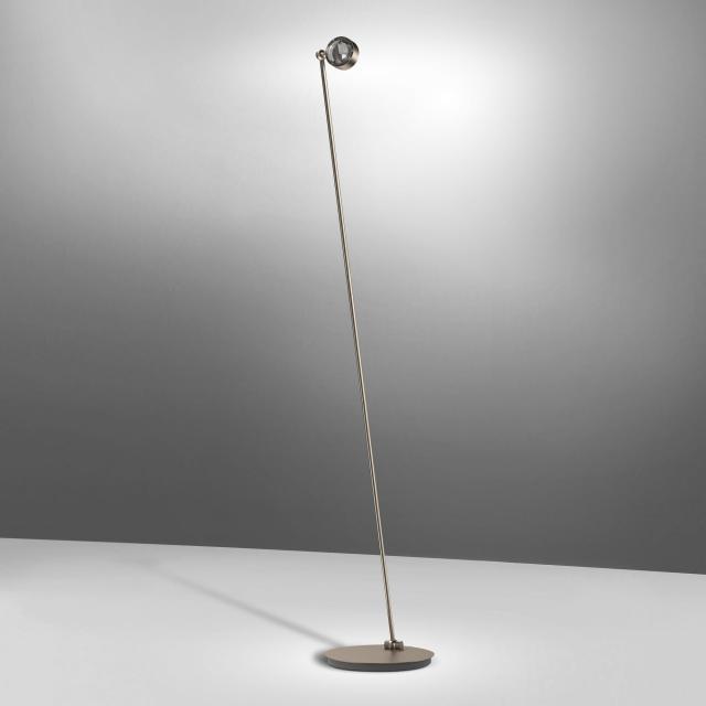 Top Light Puk Maxx Floor Maxi Single LED Stehleuchte mit Dimmer ohne Zubehör