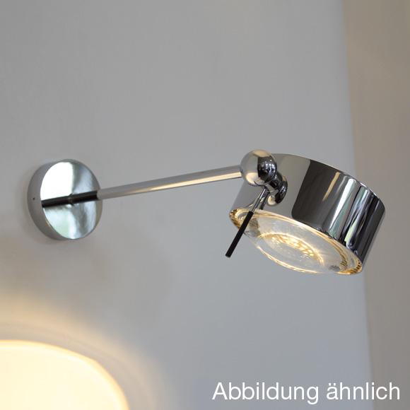Top Light Puk Maxx Side Single LED Deckenleuchte ohne Zubehör