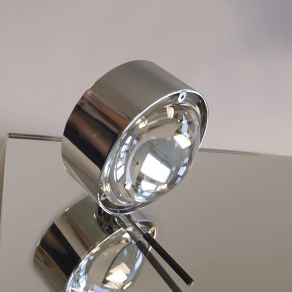 Top Light Puk Mirror + LED Spiegeleinbauleuchte ohne Zubehör