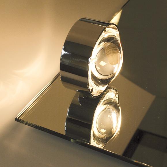 Top Light Puk Mirror Spiegeleinbauleuchte ohne Zubehör