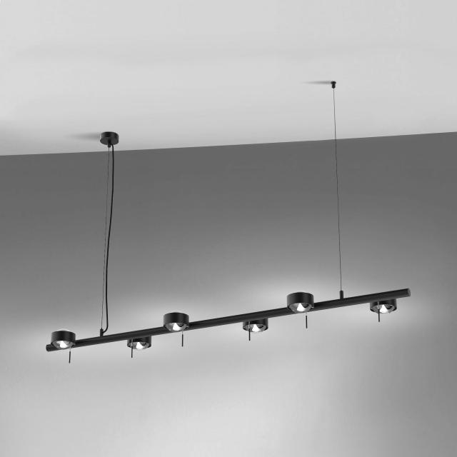Top Light Puk Sixtett LED Pendelleuchte