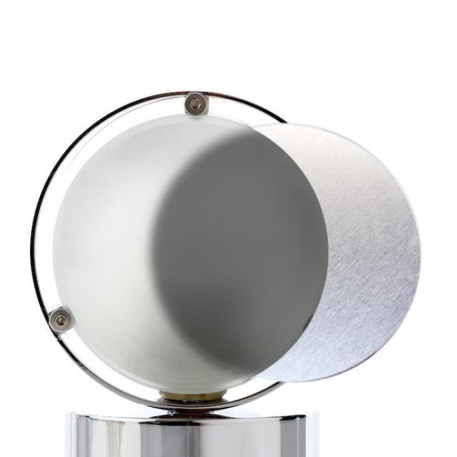 Top Light Set aus Alureflektor + Glas für Leuchten Puk und Lens