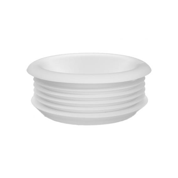 Euro WC-Spülrohrverbinder 55 / 28 - 32 mm