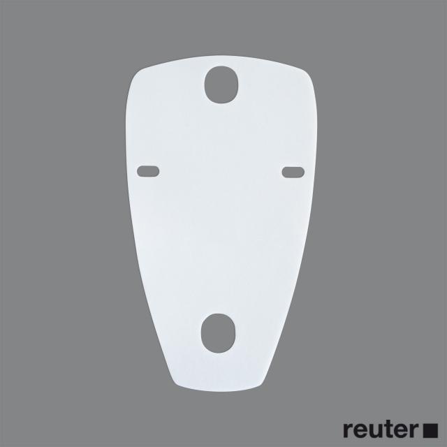 Torrey Schallschutz-Set für Urinal