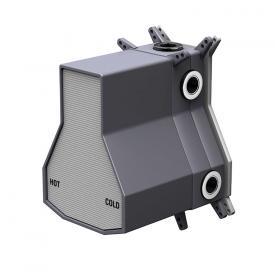 Treos Serie 190 Unterputz Einbaukörper für Brause Thermostat