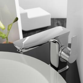 Treos Serie 193 Einhebel-Waschtischarmatur mit Ablaufgarnitur