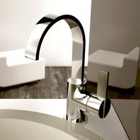 Treos Serie 195 Einhebel-Waschtischarmatur, mit Ablaufgarnitur chrom