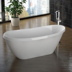 Treos Serie 710 freistehende Mineralguss Badewanne